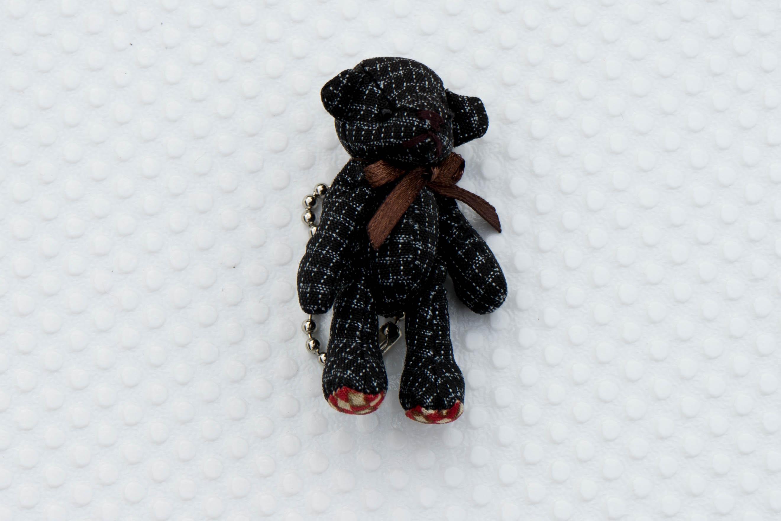 クマのキーホルダー
